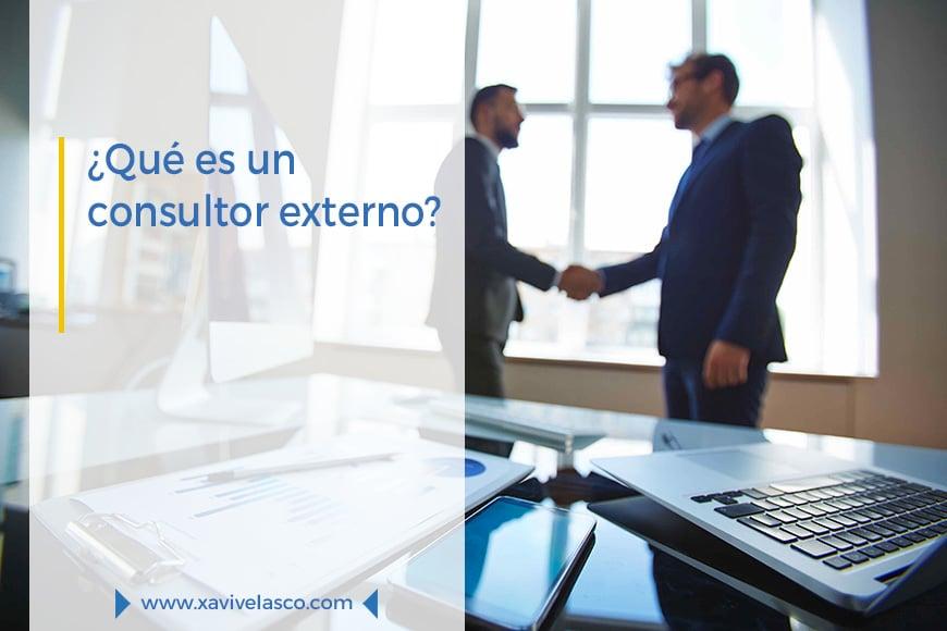 Artículo sobre qué es un consultor externo